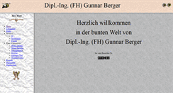 Preview of gunnar-berger.de