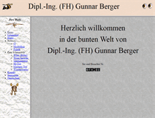 Tablet Preview of gunnar-berger.de
